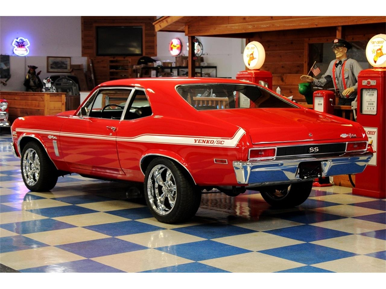 Large Picture of Classic '70 Chevrolet Nova - $36,900.00 - QQJ3