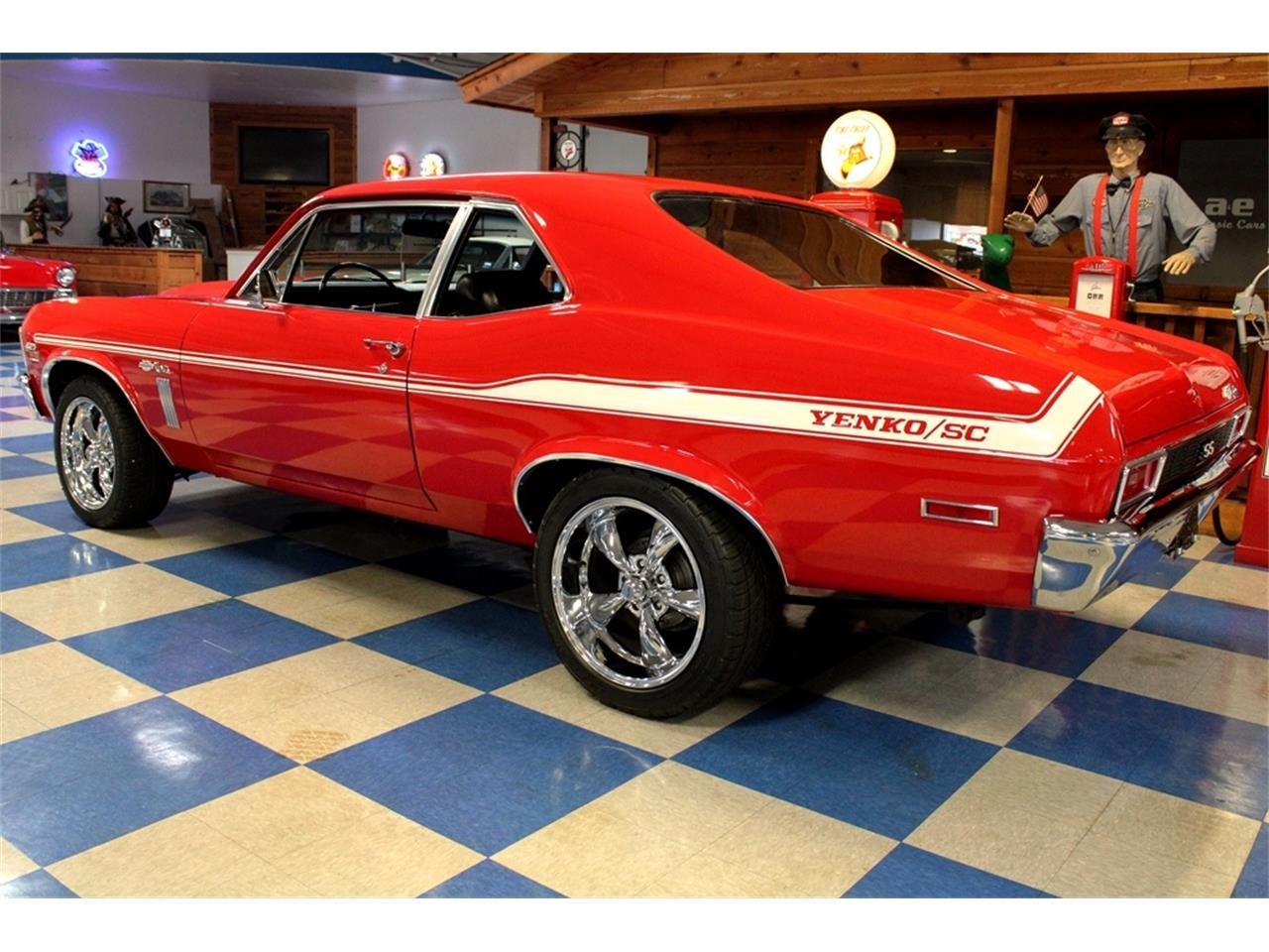 Large Picture of '70 Chevrolet Nova located in New Braunfels  Texas - $36,900.00 - QQJ3