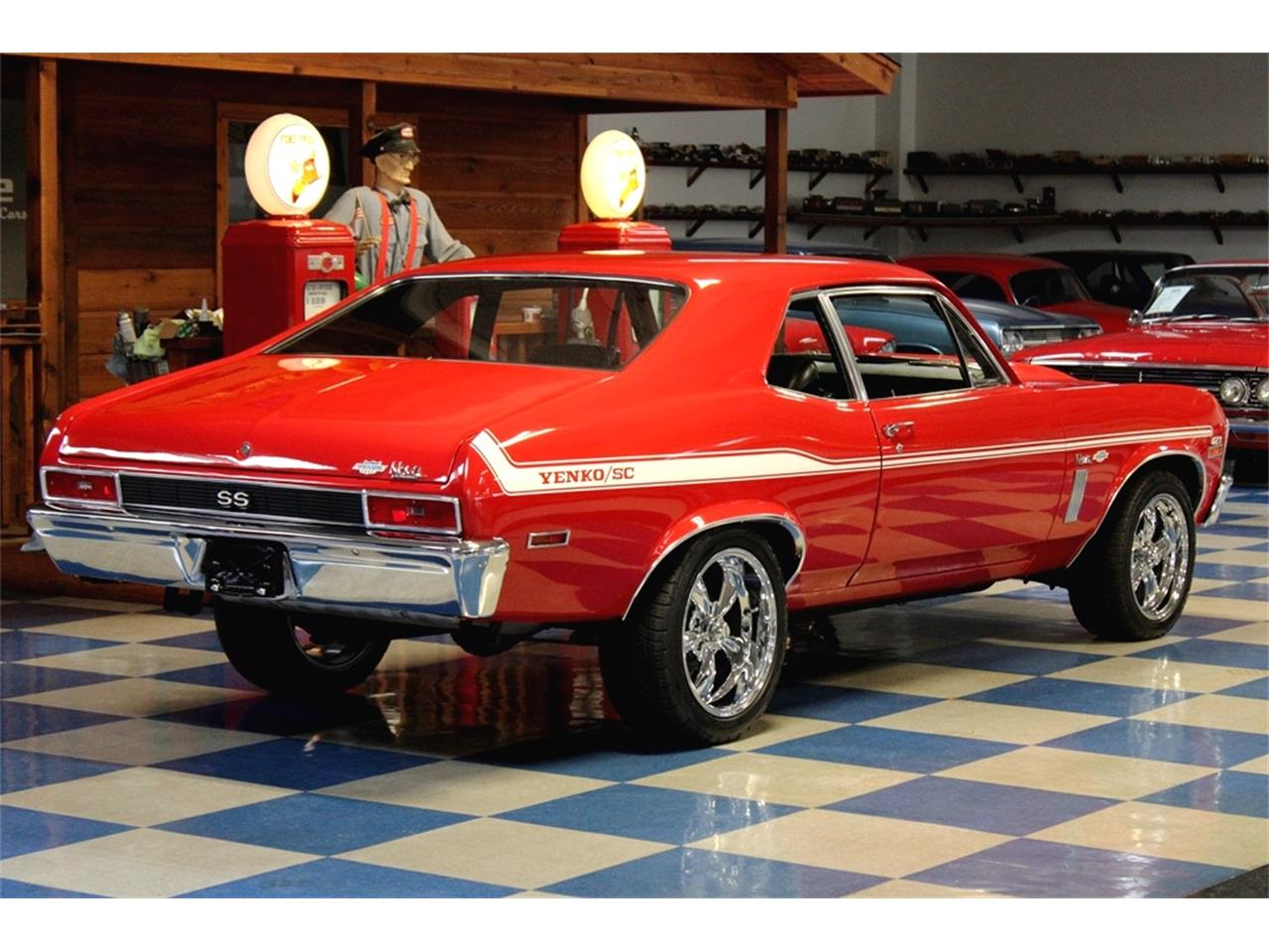 Large Picture of Classic 1970 Chevrolet Nova - $36,900.00 Offered by A&E Classic Cars - QQJ3