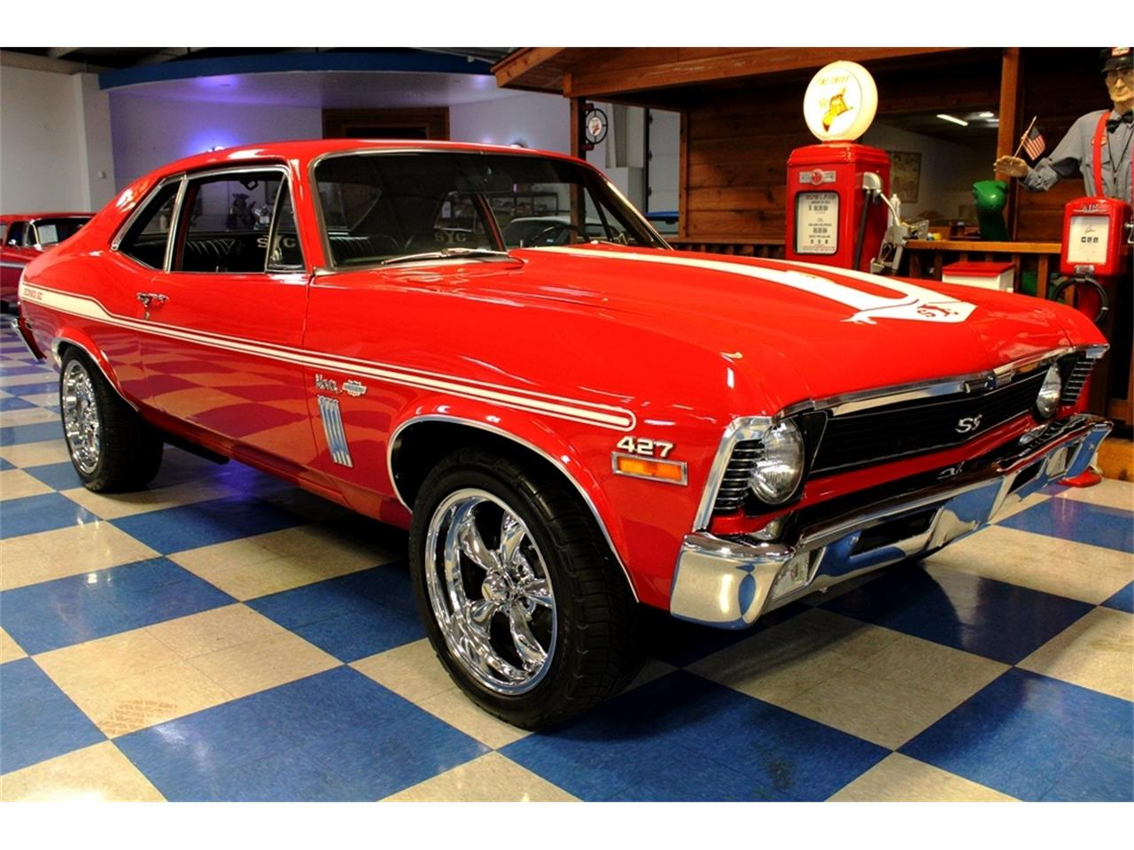 Large Picture of '70 Chevrolet Nova - $36,900.00 Offered by A&E Classic Cars - QQJ3
