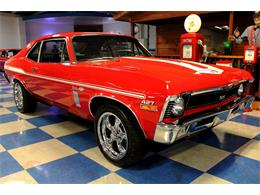 Picture of 1970 Chevrolet Nova located in New Braunfels  Texas - $36,900.00 Offered by A&E Classic Cars - QQJ3