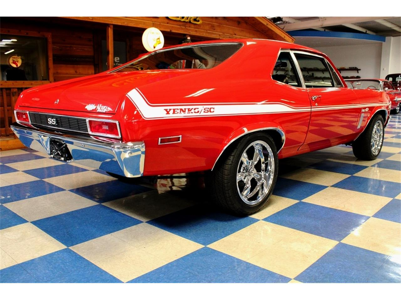 Large Picture of '70 Nova located in Texas - $36,900.00 - QQJ3