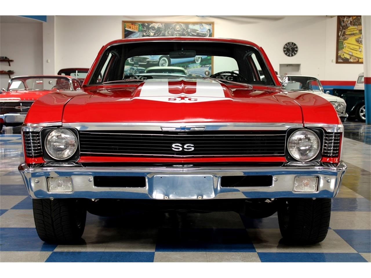 Large Picture of '70 Chevrolet Nova Offered by A&E Classic Cars - QQJ3