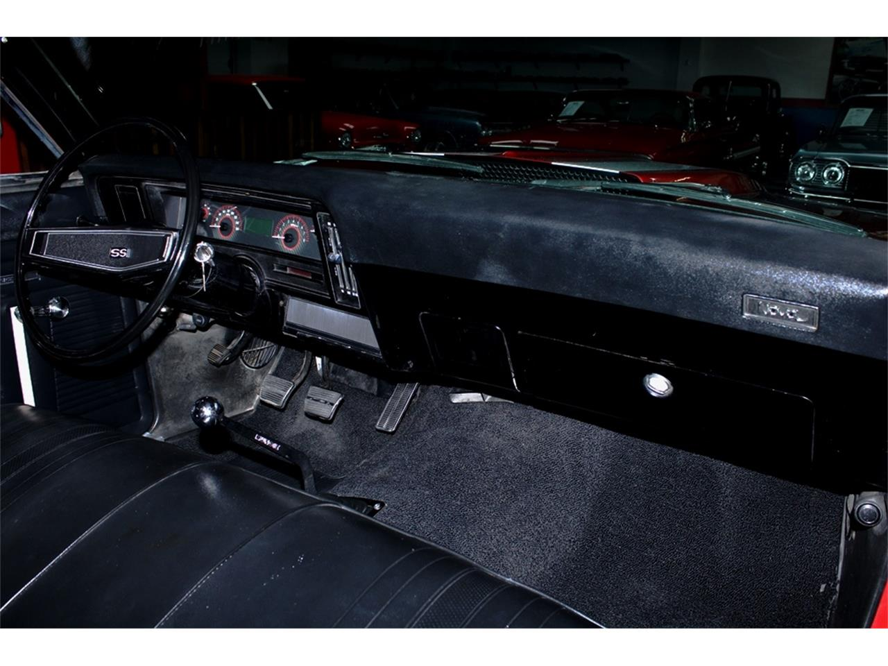 Large Picture of 1970 Chevrolet Nova Offered by A&E Classic Cars - QQJ3