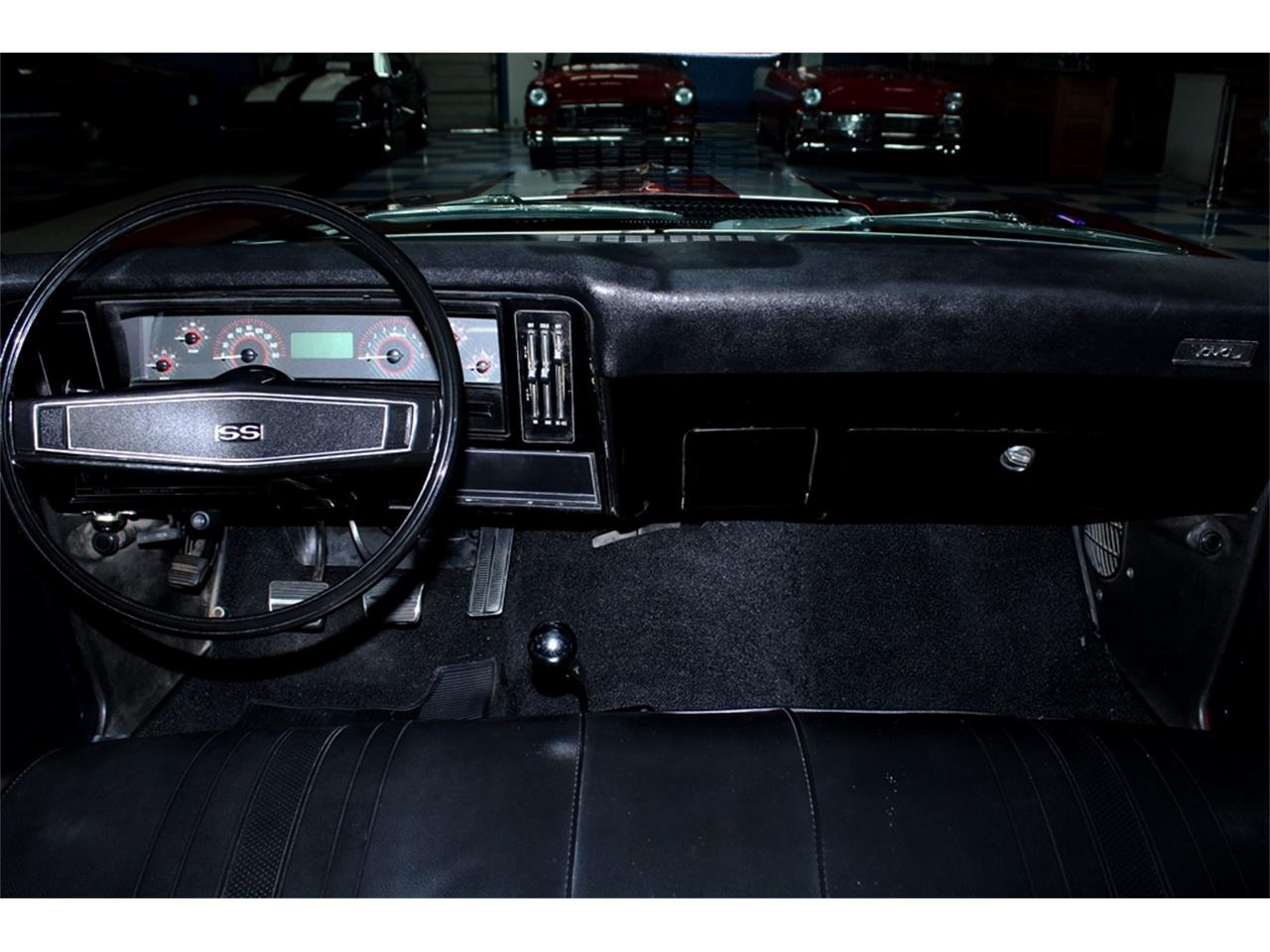 Large Picture of 1970 Chevrolet Nova located in Texas - QQJ3