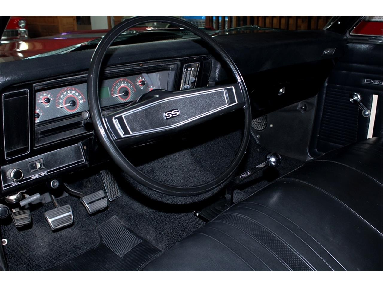 Large Picture of '70 Nova located in New Braunfels  Texas Offered by A&E Classic Cars - QQJ3