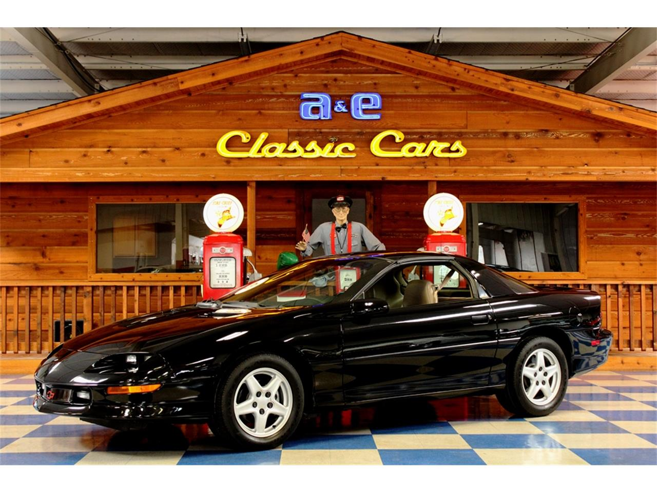 Large Picture of 1997 Camaro Offered by A&E Classic Cars - QQJ5