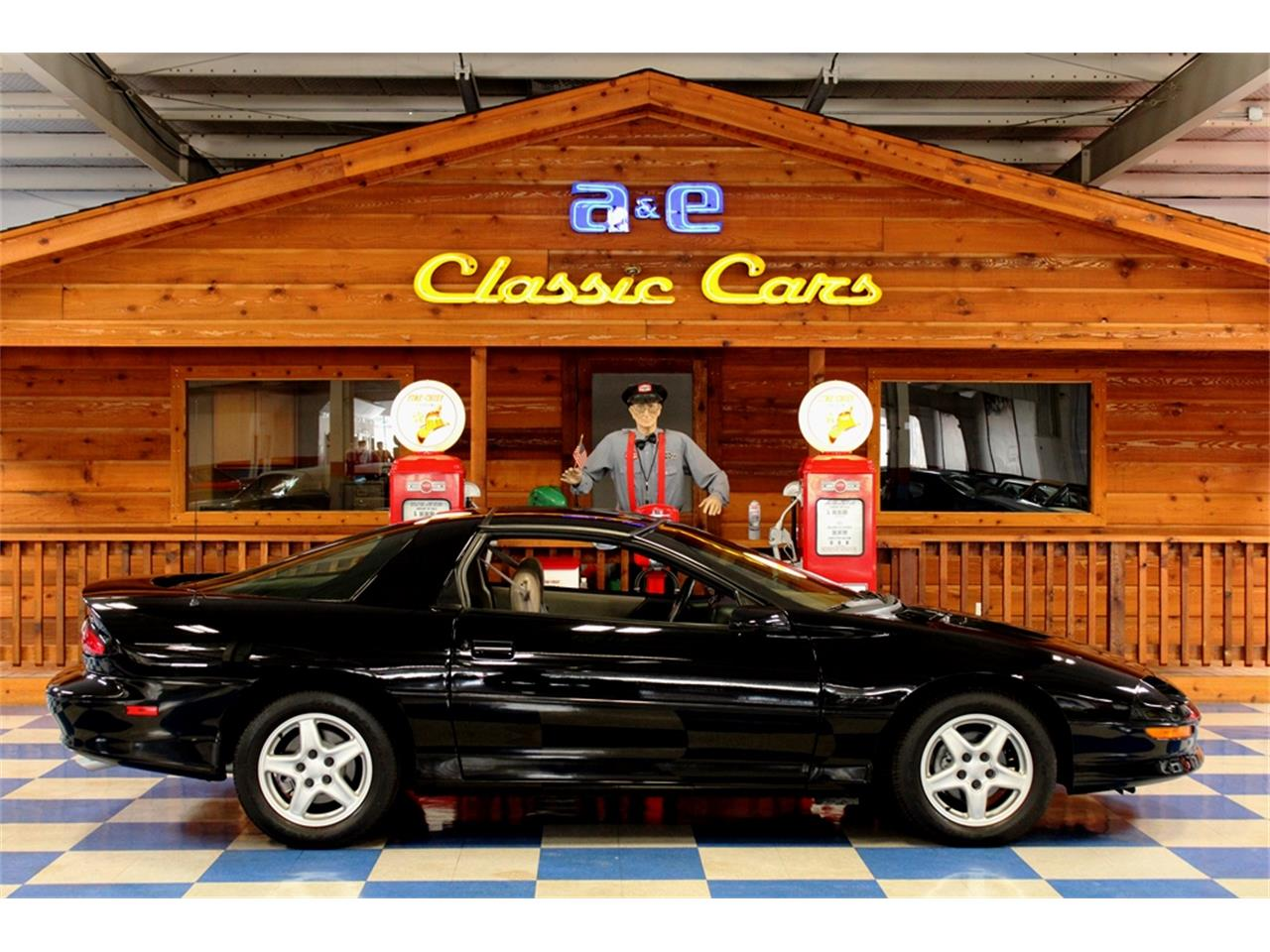 Large Picture of '97 Chevrolet Camaro Offered by A&E Classic Cars - QQJ5