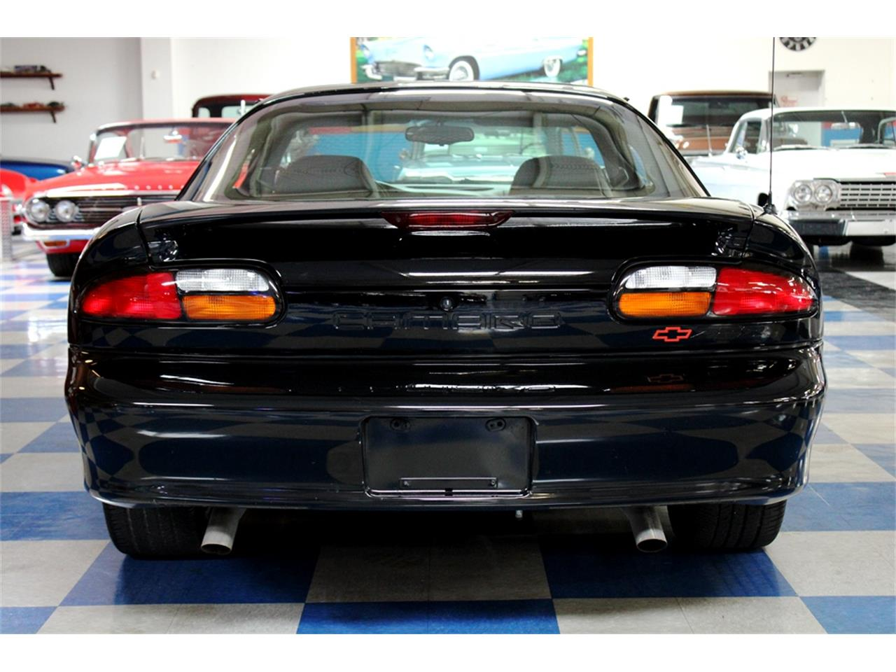 Large Picture of 1997 Chevrolet Camaro located in New Braunfels Texas Offered by A&E Classic Cars - QQJ5