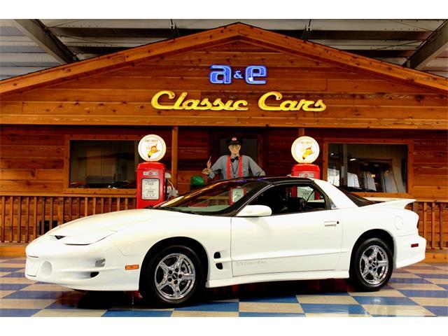 1999 Pontiac Firebird Formula Trans Am