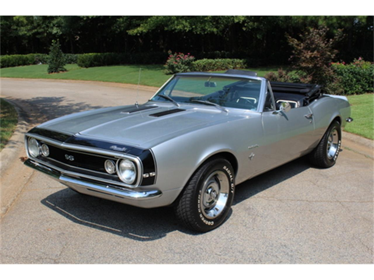 For Sale: 1967 Chevrolet Camaro in Roswell, Georgia