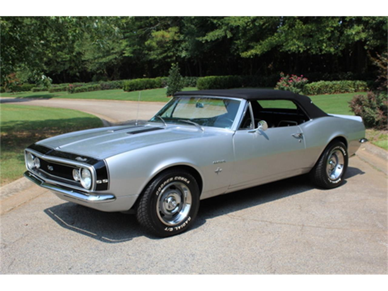 Large Picture of '67 Camaro - QQJI