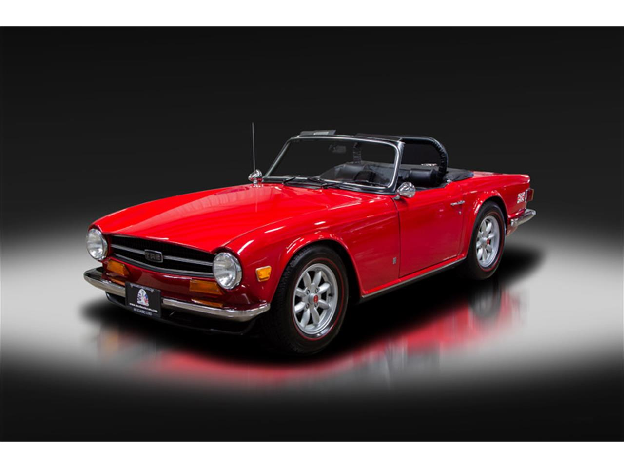 Large Picture of '73 TR6 - QQJJ