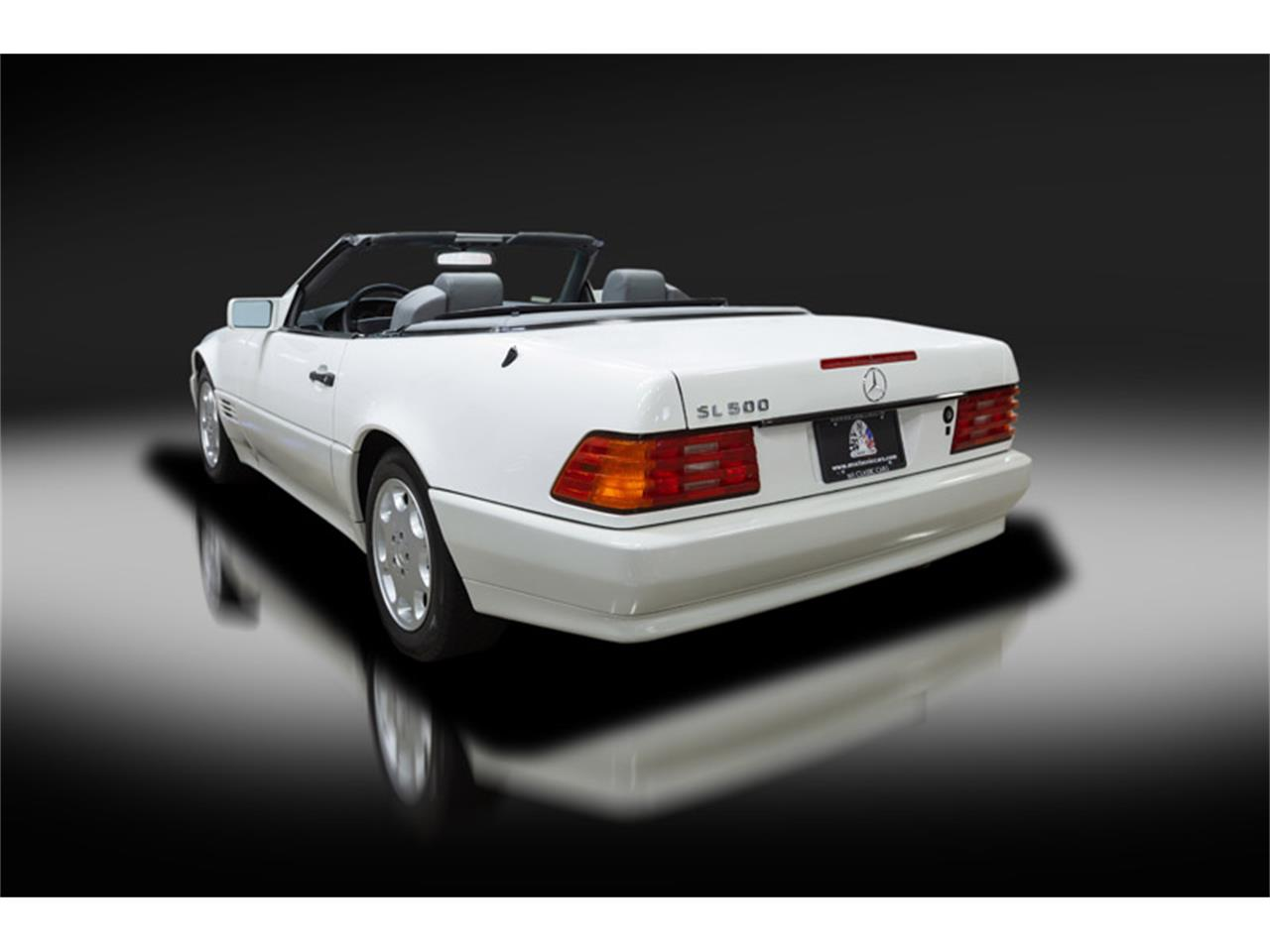 Large Picture of 1995 Mercedes-Benz SL500 located in Massachusetts Auction Vehicle - QQJK