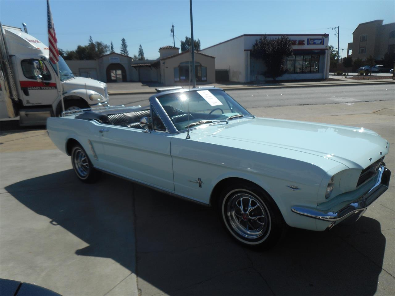 Large Picture of Classic '65 Mustang - $34,900.00 Offered by Checkered Flag Classic Inc. - QQJO