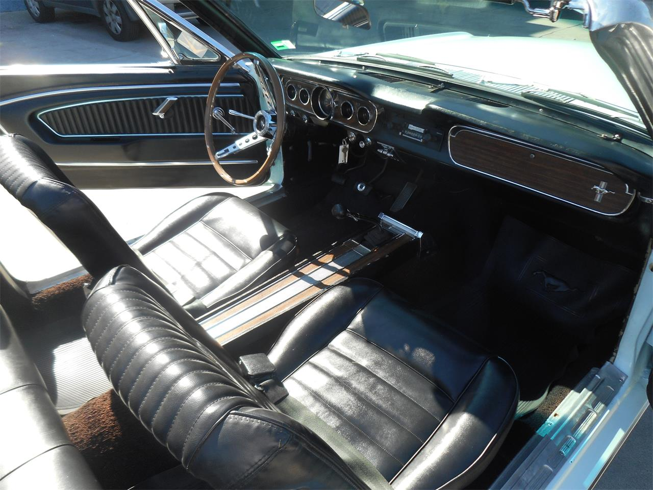 Large Picture of Classic '65 Mustang located in Gilroy California - $34,900.00 Offered by Checkered Flag Classic Inc. - QQJO