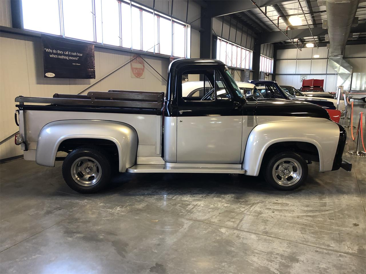 Large Picture of '54 1/2 Ton Pickup - QQJP
