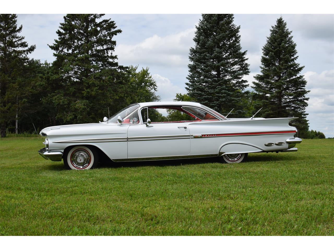 Large Picture of '59 Impala - QQJS