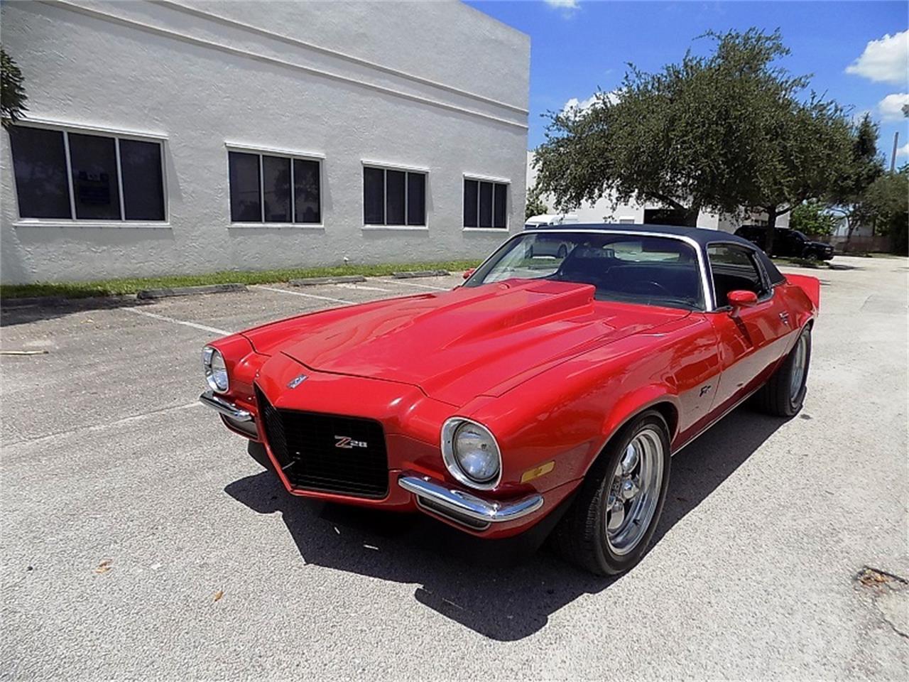 Large Picture of '70 Camaro - QQJY