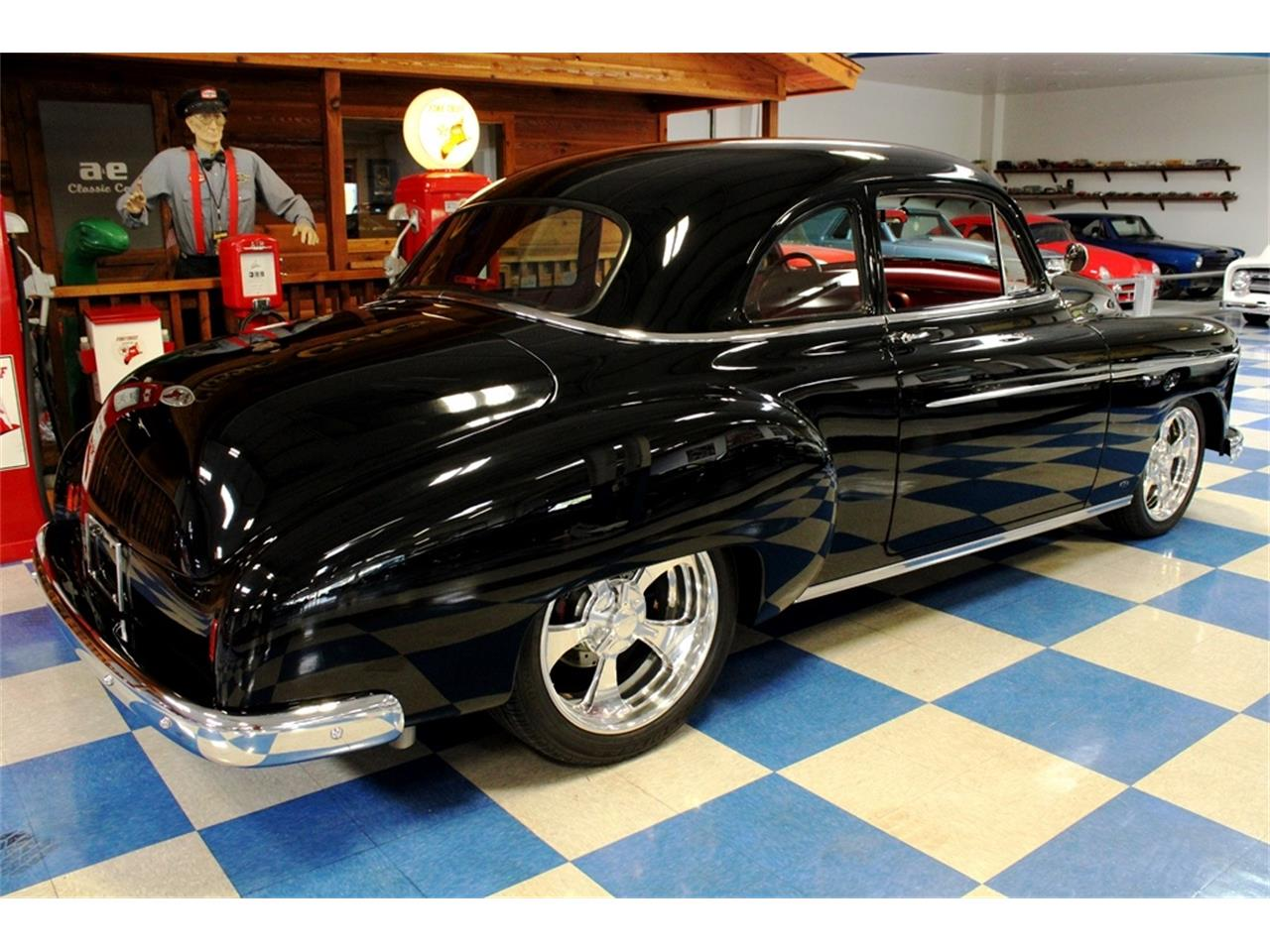 Large Picture of Classic 1950 Styleline Deluxe Offered by A&E Classic Cars - QQK1