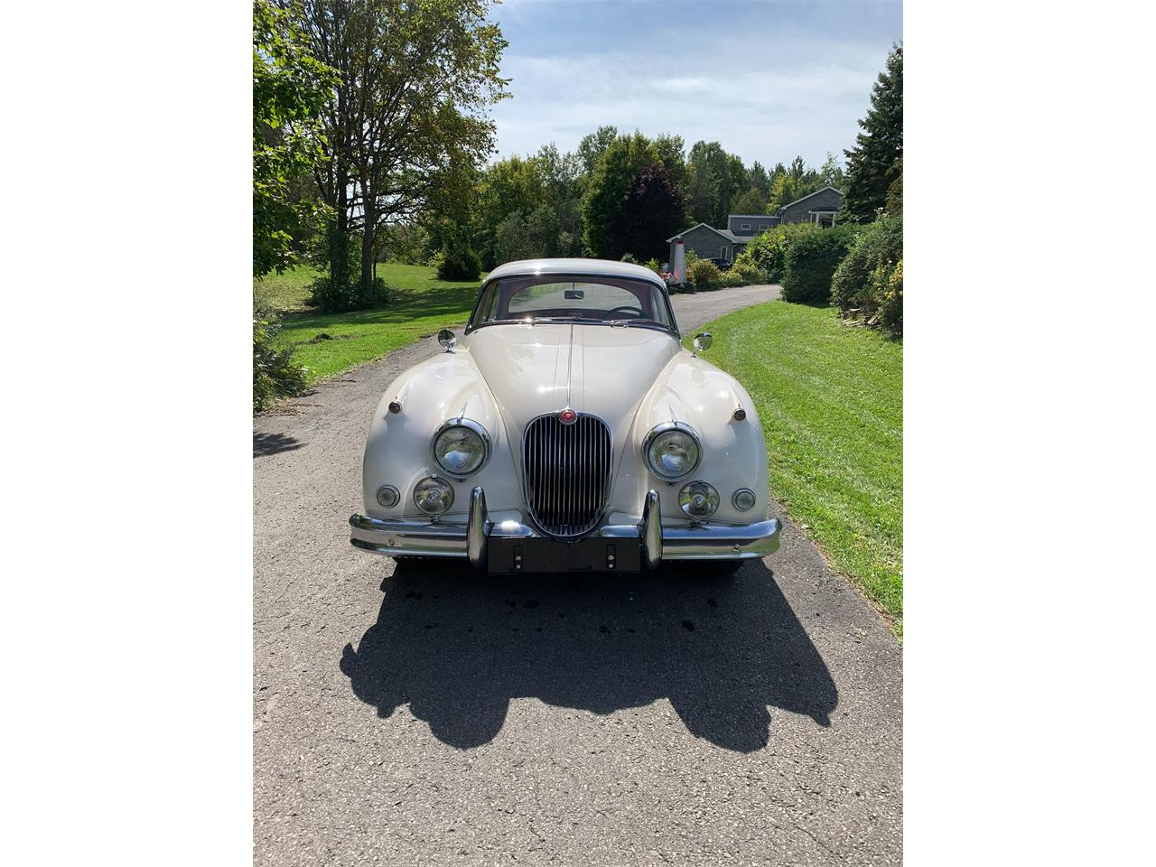 Large Picture of '59 XK150 - QQKE
