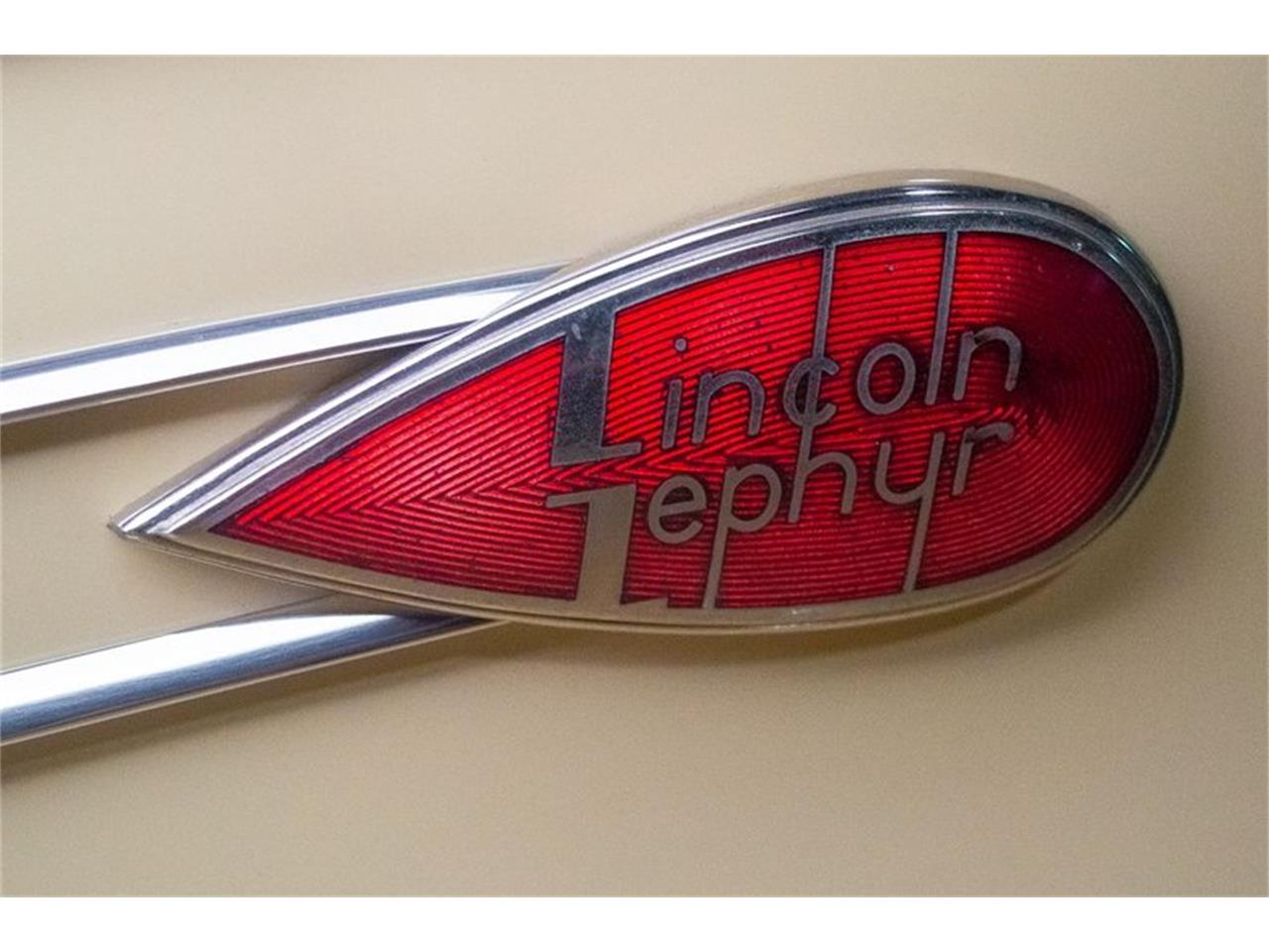 Large Picture of '39 Zephyr - QQKP