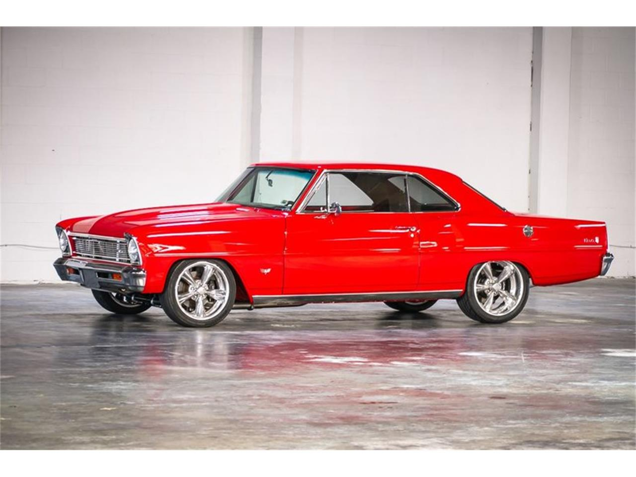 Large Picture of '66 Chevy II - QQKU