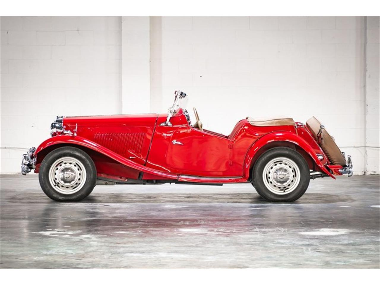 Large Picture of 1953 MG TD located in Mississippi Auction Vehicle Offered by Auction Assets Group - QQKX
