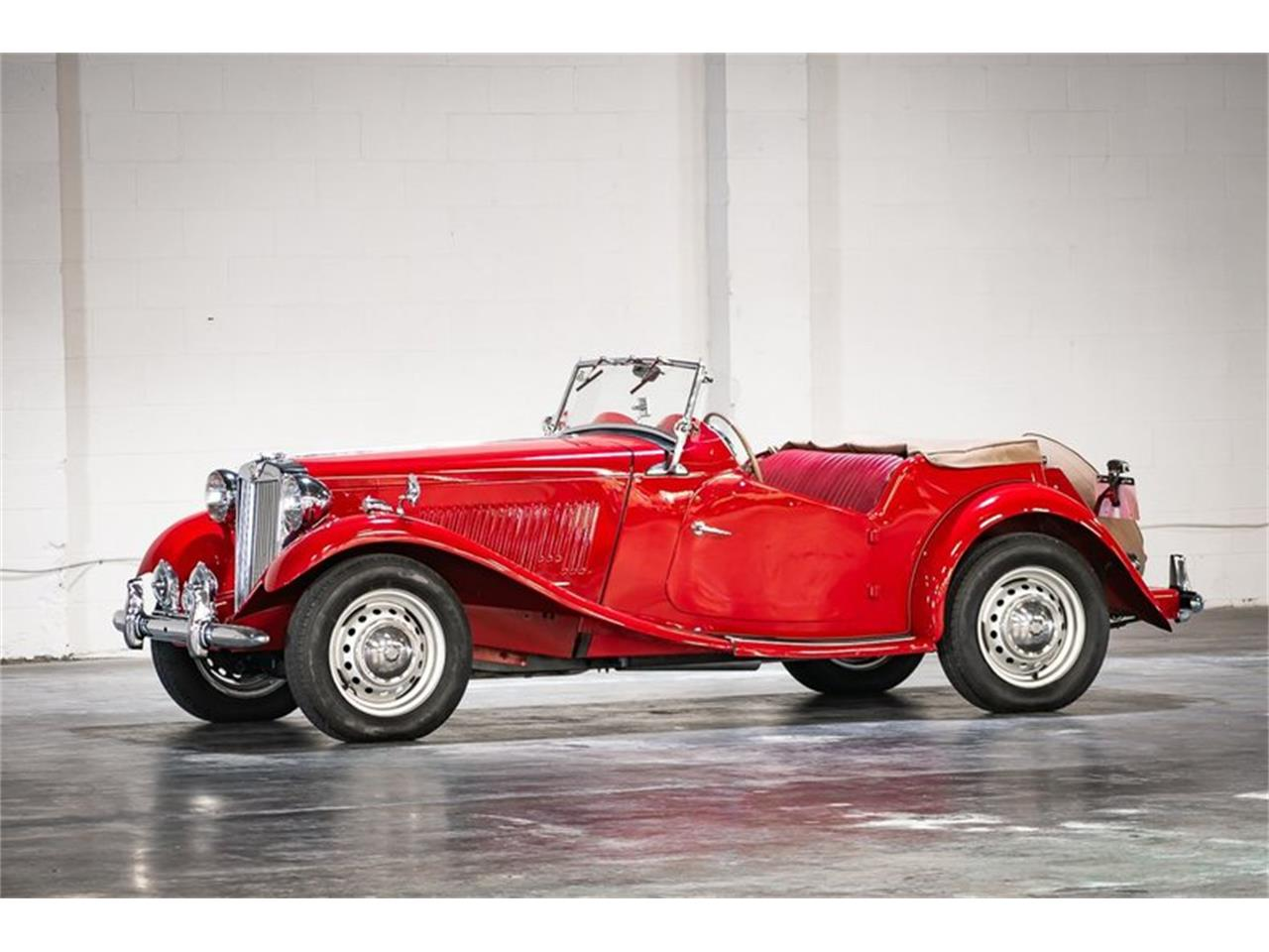 Large Picture of Classic '53 TD Auction Vehicle Offered by Auction Assets Group - QQKX