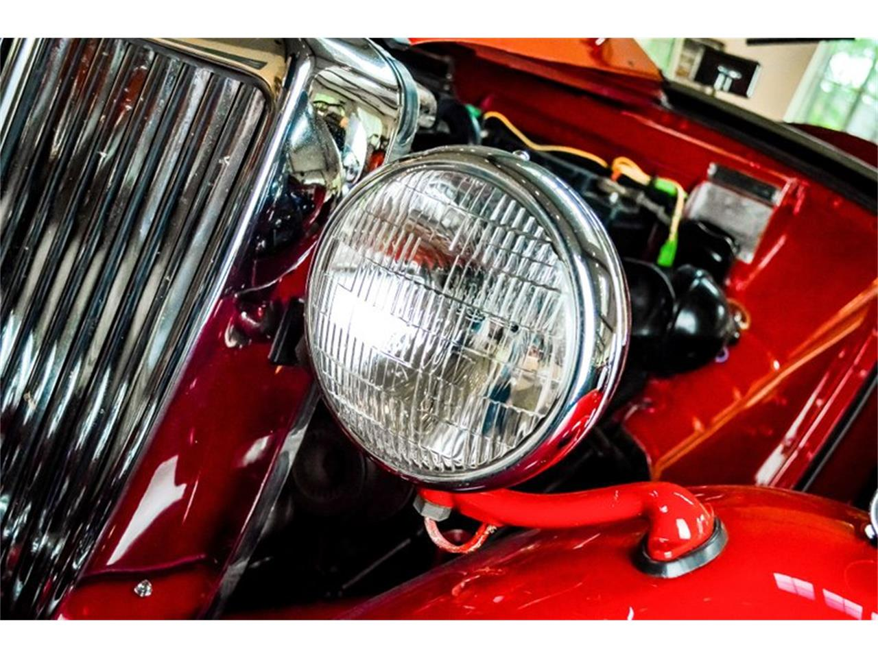 Large Picture of '53 MG TD located in Mississippi Offered by Auction Assets Group - QQKX