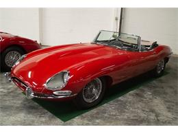 Picture of '62 E-Type located in Mississippi Auction Vehicle - QQL2