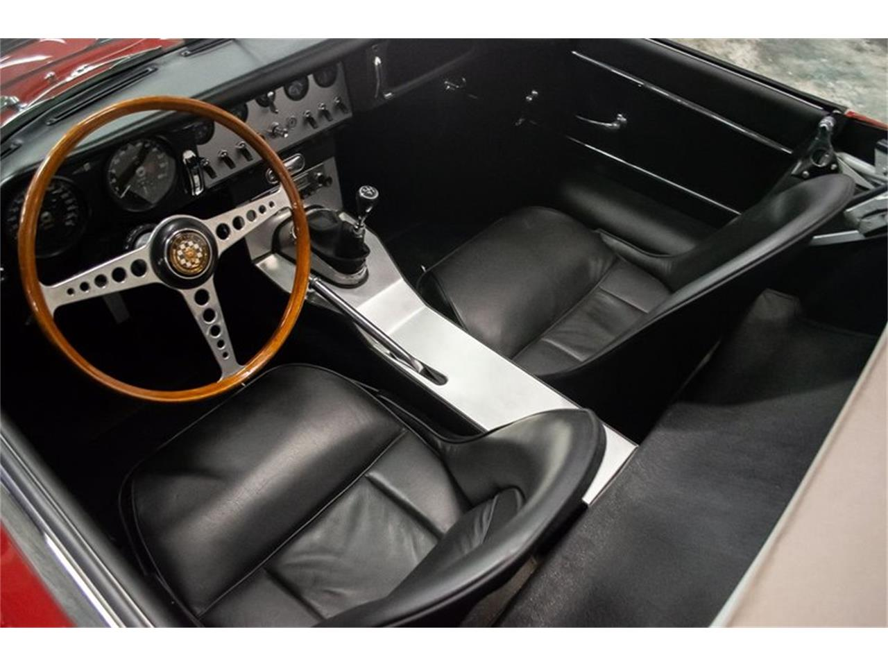 Large Picture of 1962 Jaguar E-Type located in Brandon Mississippi - QQL2