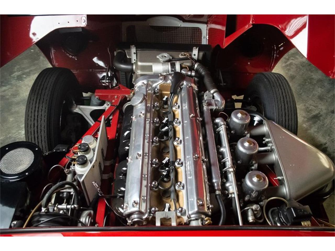 Large Picture of 1962 Jaguar E-Type Offered by Auction Assets Group - QQL2