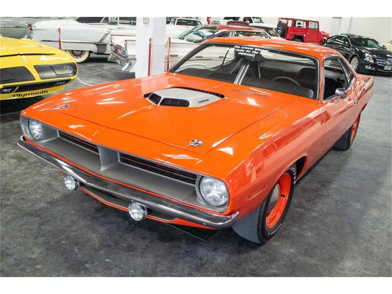 Large Picture of '70 Cuda - QQL5
