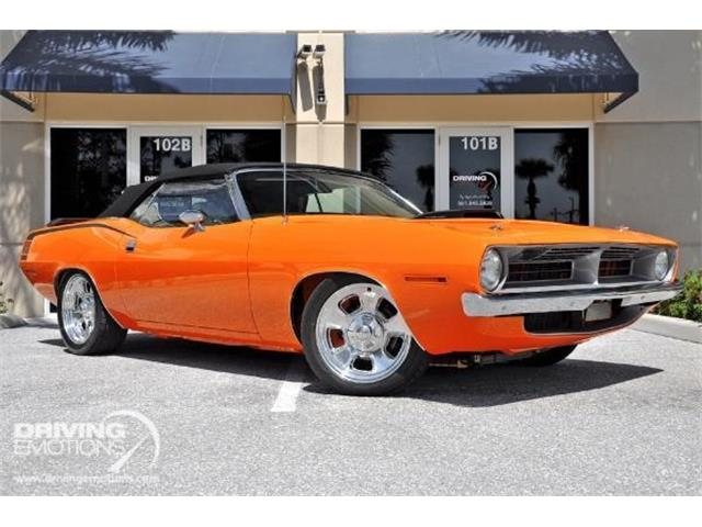 Picture of Classic '70 Barracuda located in Florida - $209,900.00 - QQLA