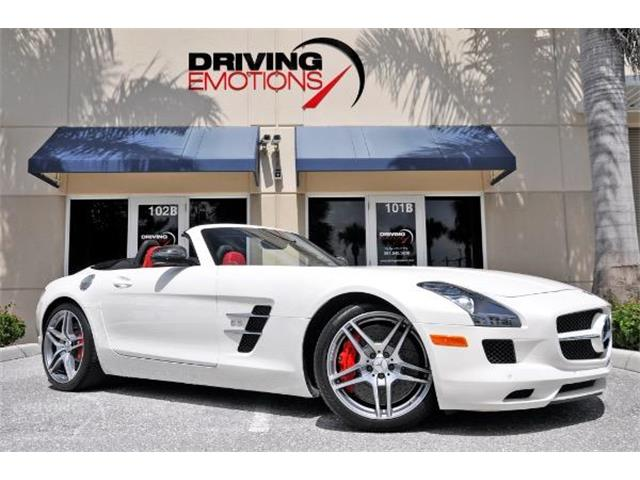 Picture of '12 SLS AMG - QQLD