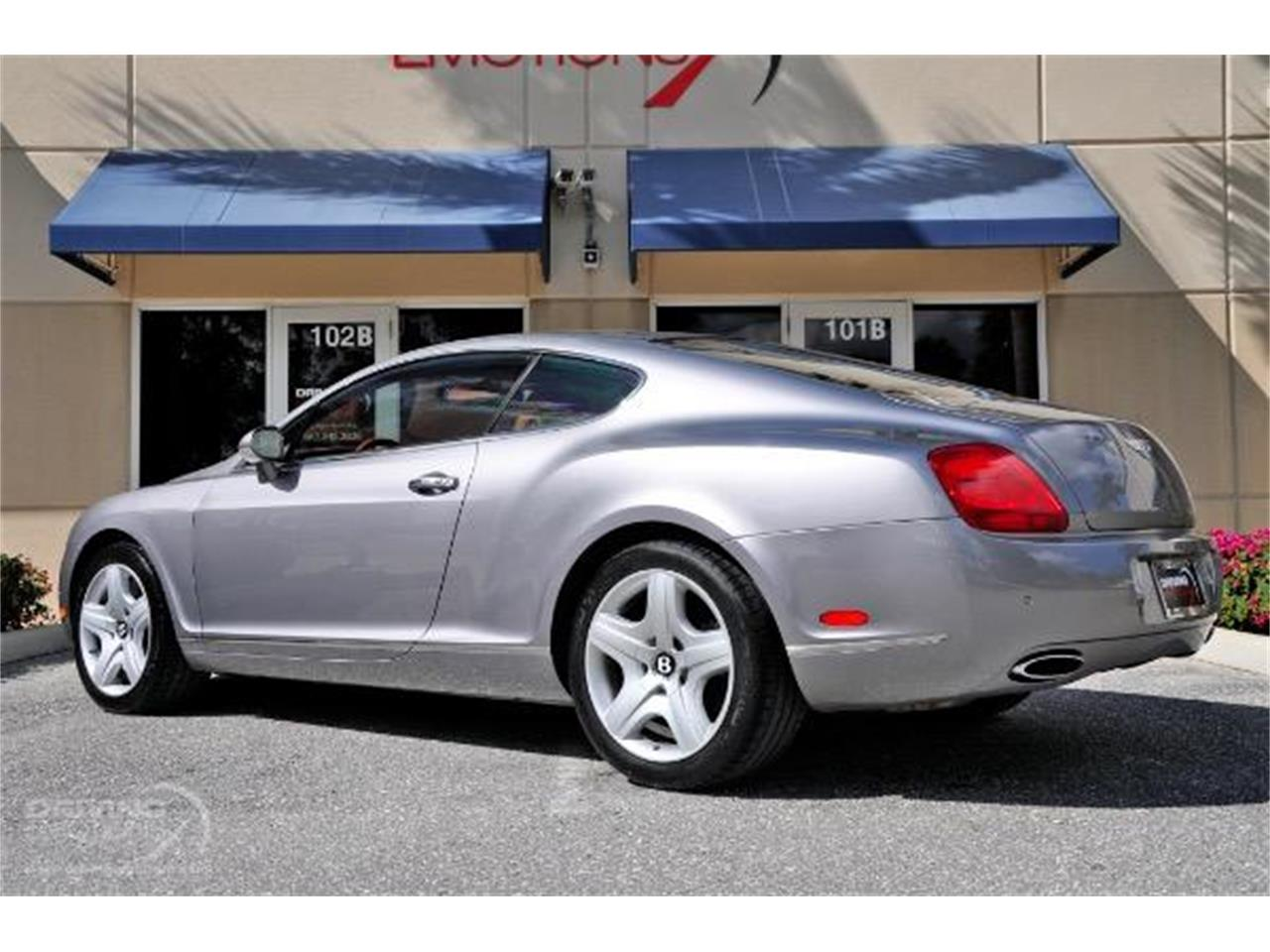 Large Picture of 2005 Bentley Continental located in West Palm Beach Florida Offered by Driving Emotions, LLC - QQLQ