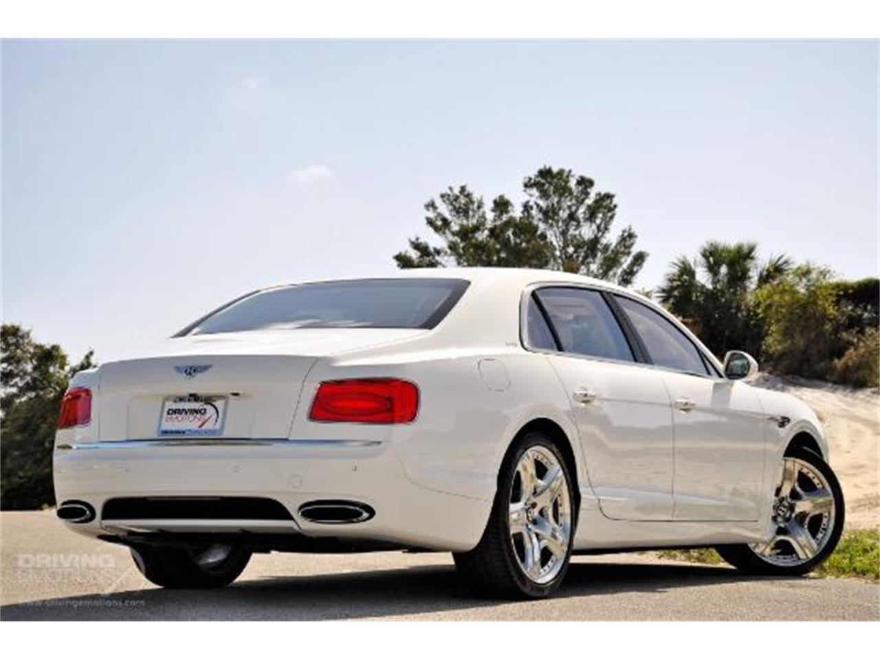 Large Picture of '14 Flying Spur - QQLS