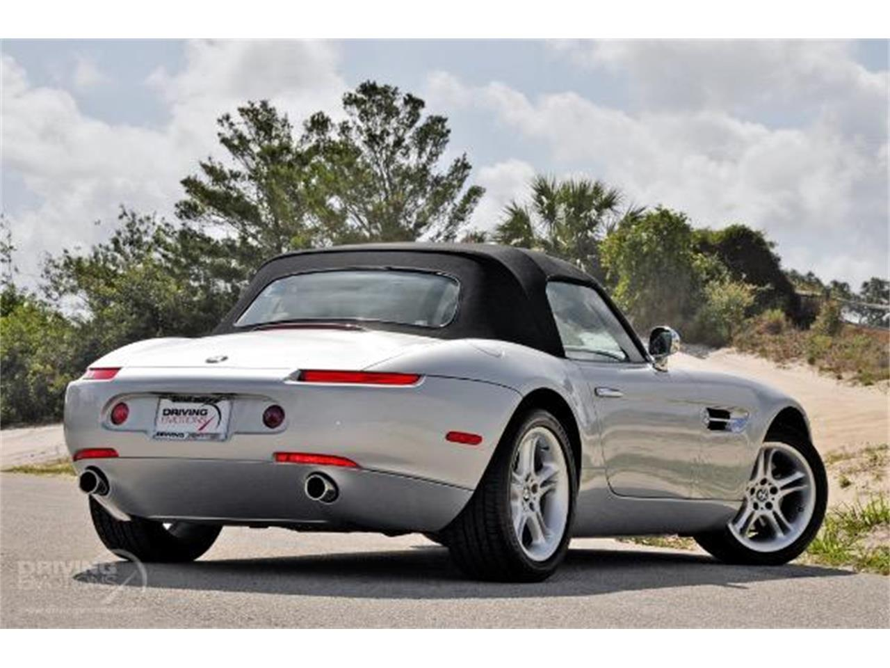 Large Picture of '01 Z8 - QQLU