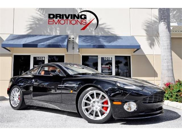 Picture of '06 Aston Martin Vanquish - $129,900.00 Offered by  - QQLW