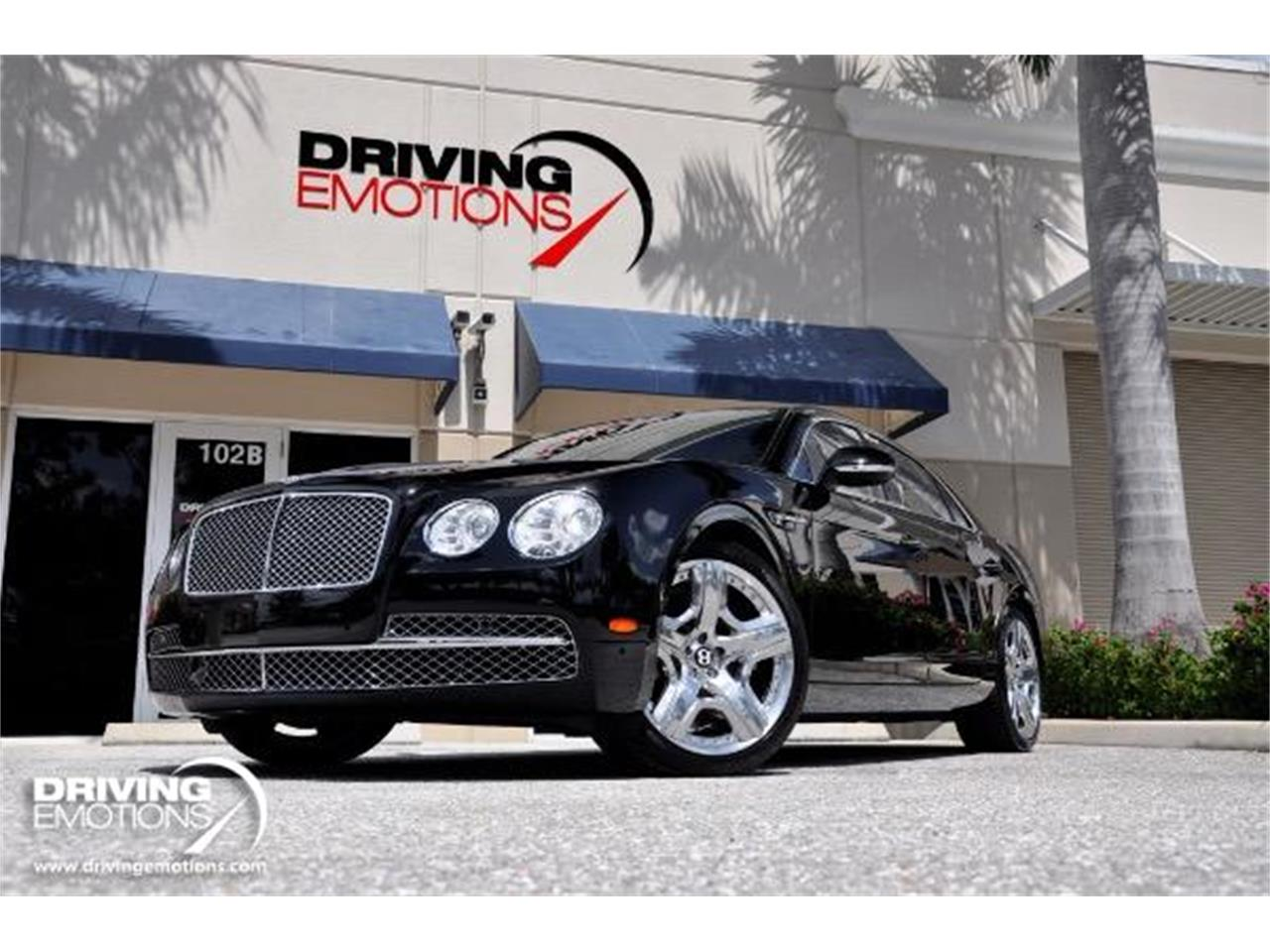 Large Picture of '14 Flying Spur - QQLY