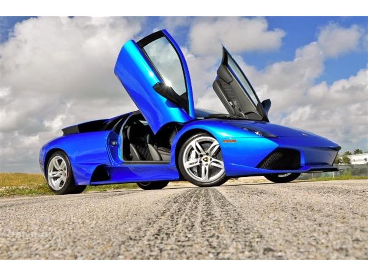 Large Picture of 2008 Murcielago located in Florida Offered by Driving Emotions, LLC - QQLZ