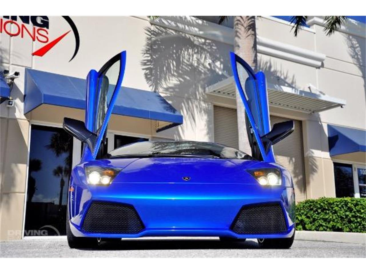 Large Picture of '08 Lamborghini Murcielago located in Florida Offered by Driving Emotions, LLC - QQLZ