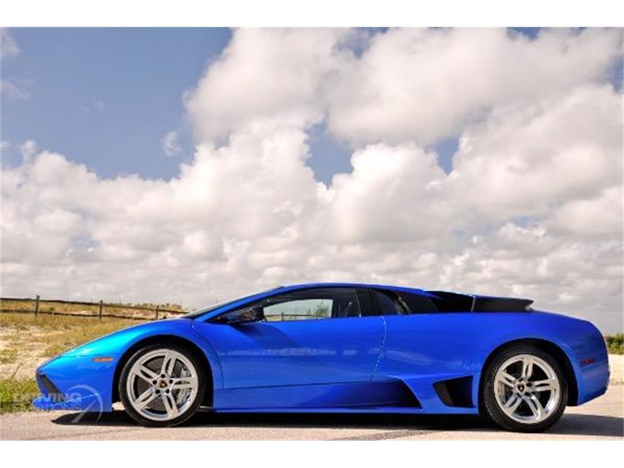 Large Picture of '08 Lamborghini Murcielago - QQLZ