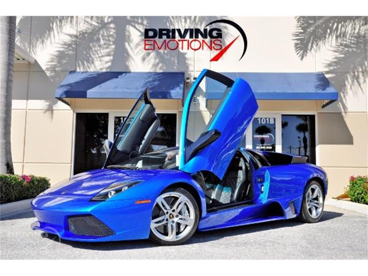 Large Picture of '08 Murcielago - $289,900.00 Offered by Driving Emotions, LLC - QQLZ
