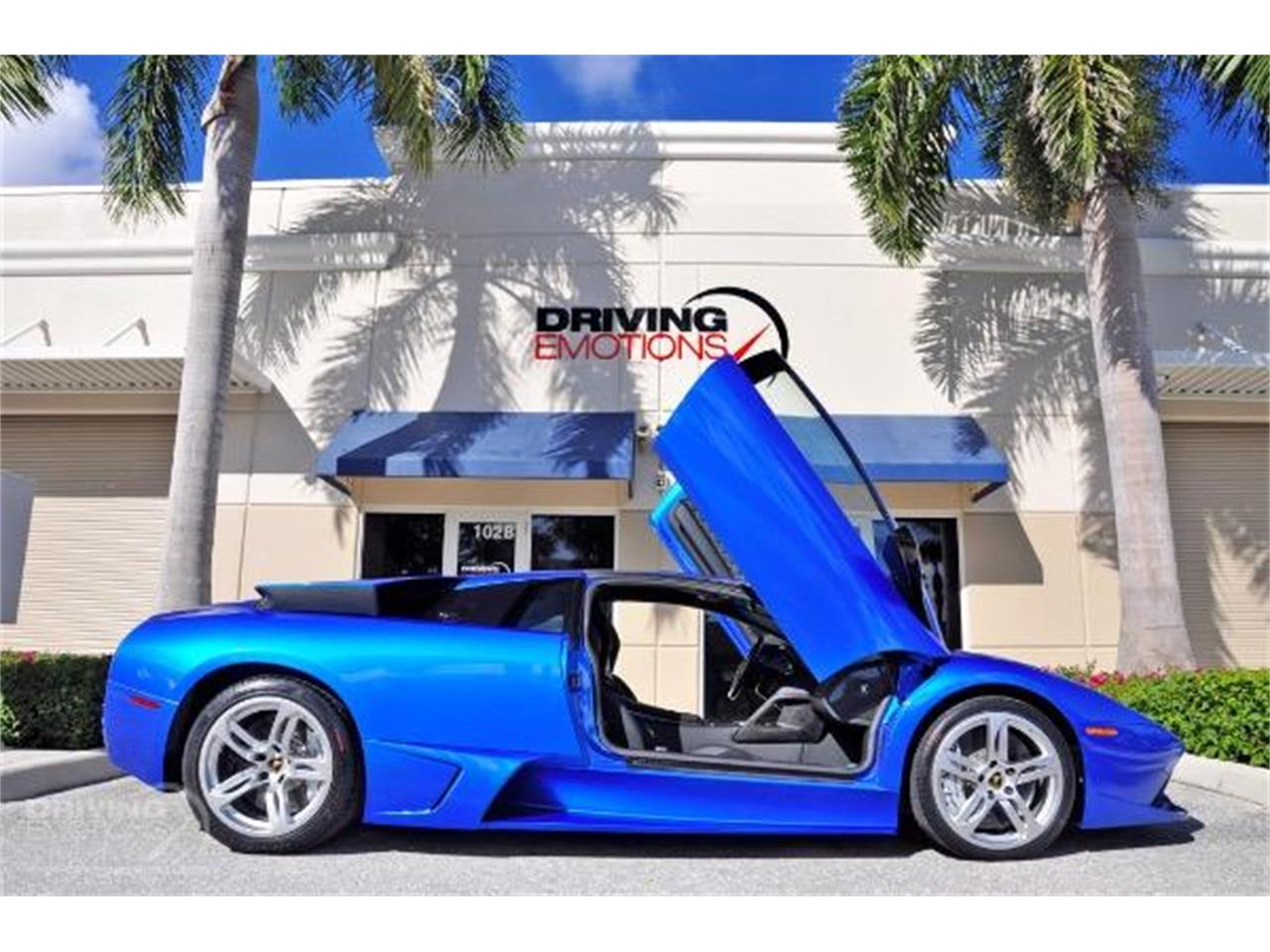 Large Picture of '08 Murcielago Offered by Driving Emotions, LLC - QQLZ