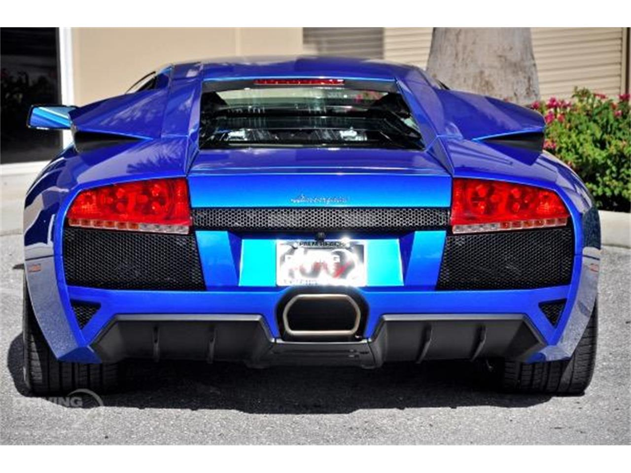 Large Picture of '08 Lamborghini Murcielago Offered by Driving Emotions, LLC - QQLZ