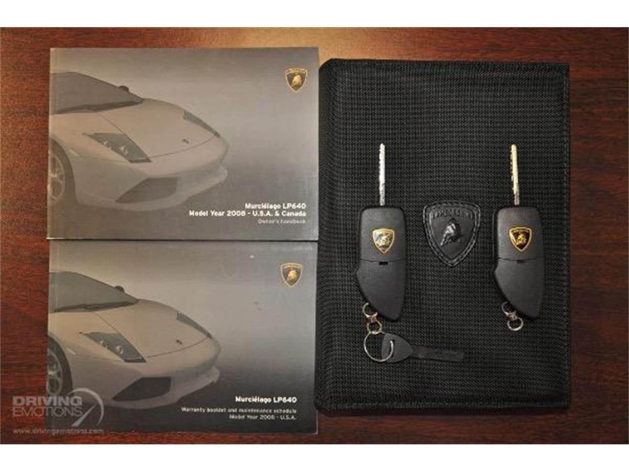 Large Picture of '08 Lamborghini Murcielago located in Florida - QQLZ