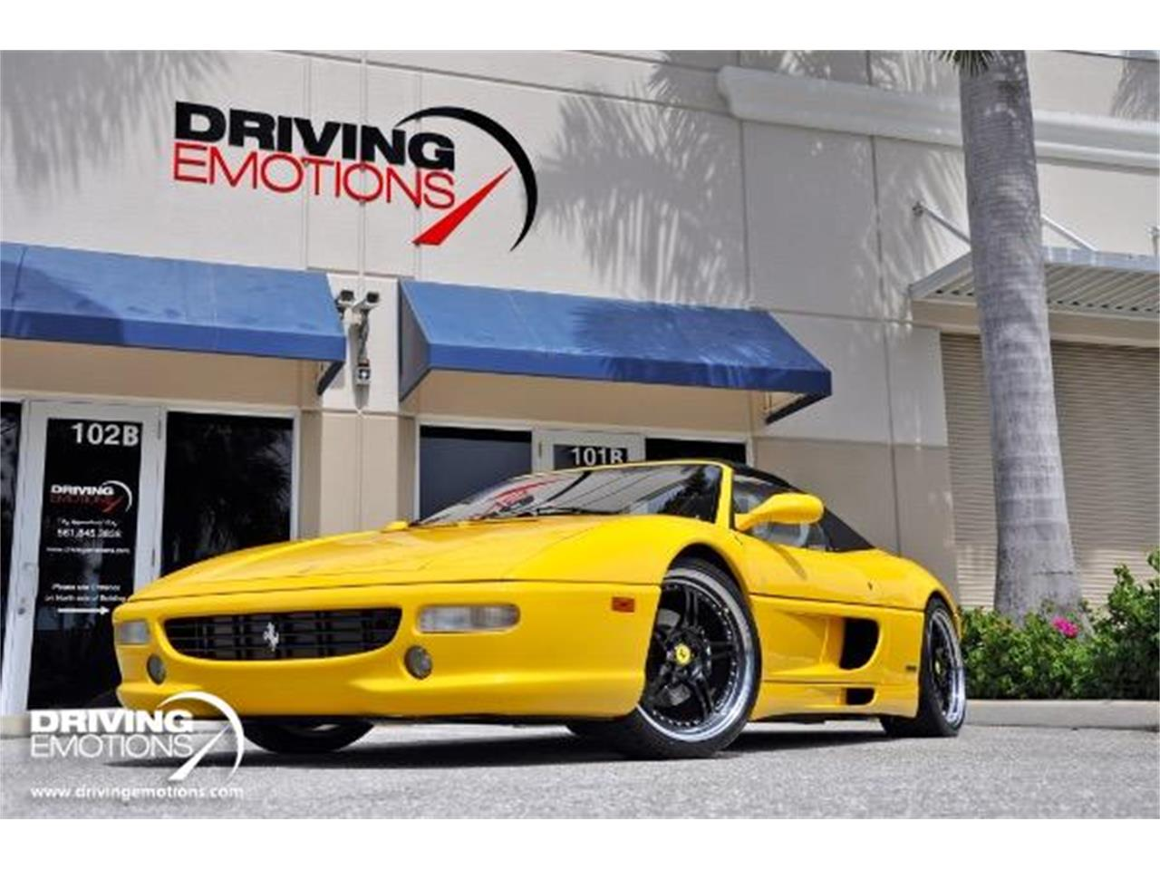 Large Picture of '98 F355 Spider located in West Palm Beach Florida - $89,900.00 Offered by Driving Emotions, LLC - QQM3