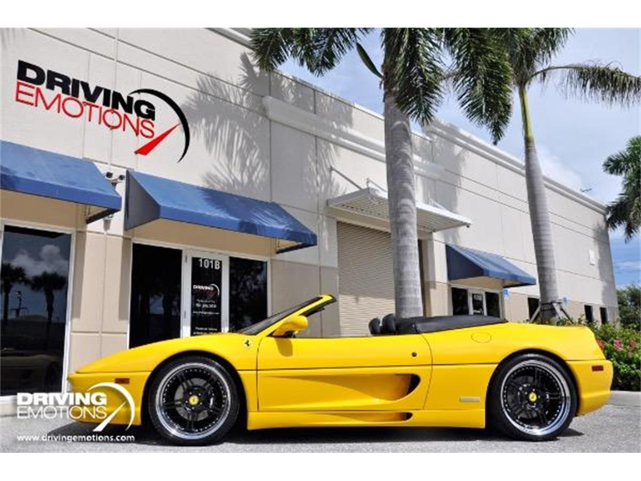 Large Picture of 1998 F355 Spider - QQM3